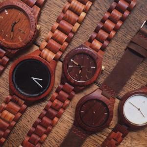 MAM Originals relojes de madera