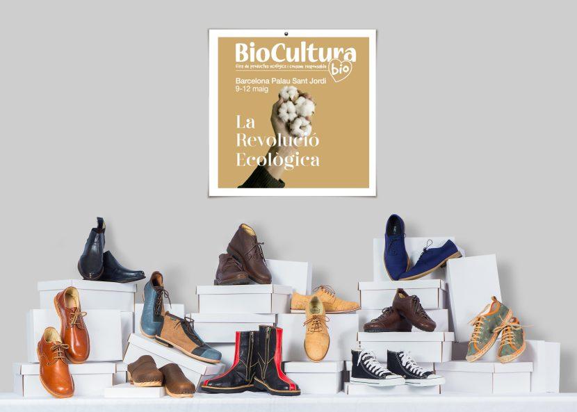 Textil sostenible en Biocultura Barcelona