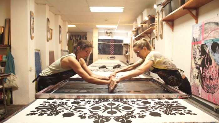 Talleres de moda sostenible en BioCultura Barcelona